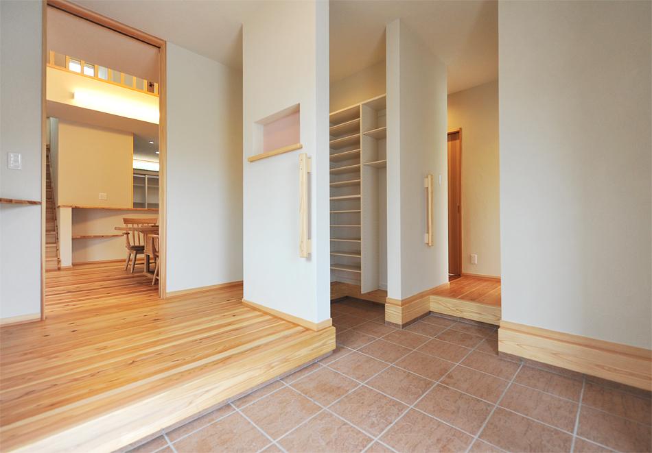 いわき家ナビ 木楽工房 自然素材の2世帯住宅