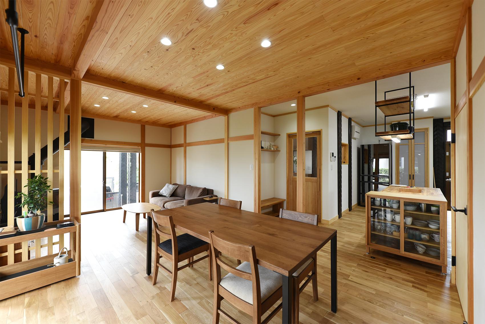 【リフォーム】築20年中古住宅を購入してLDKリフォーム