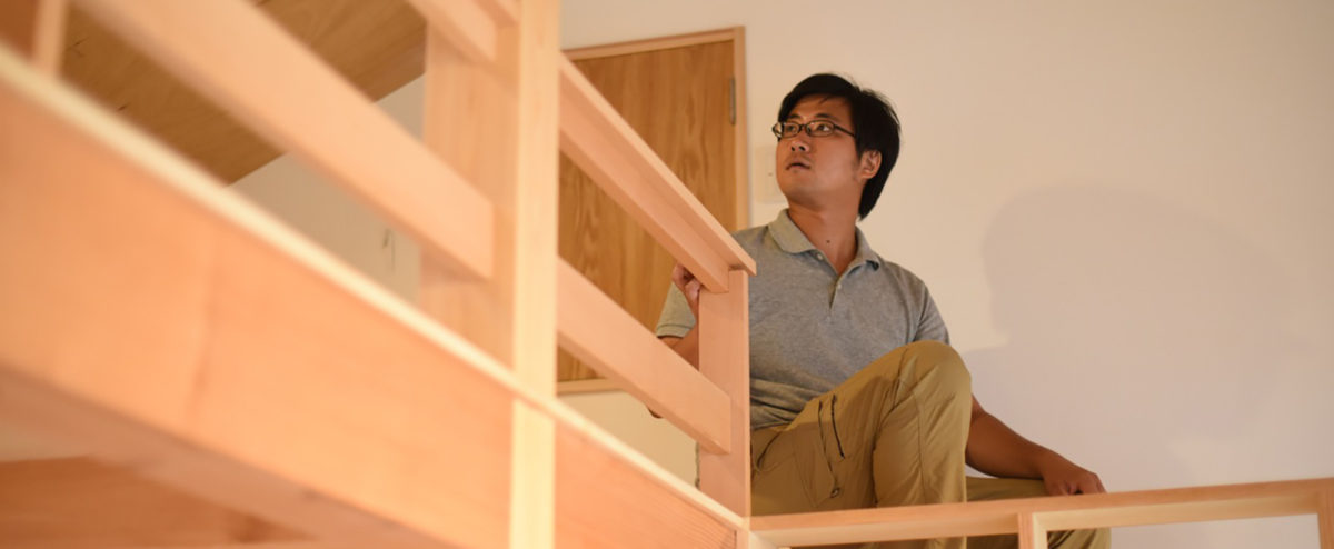 「土着な家」をつくる若きアーキテクトビルダー