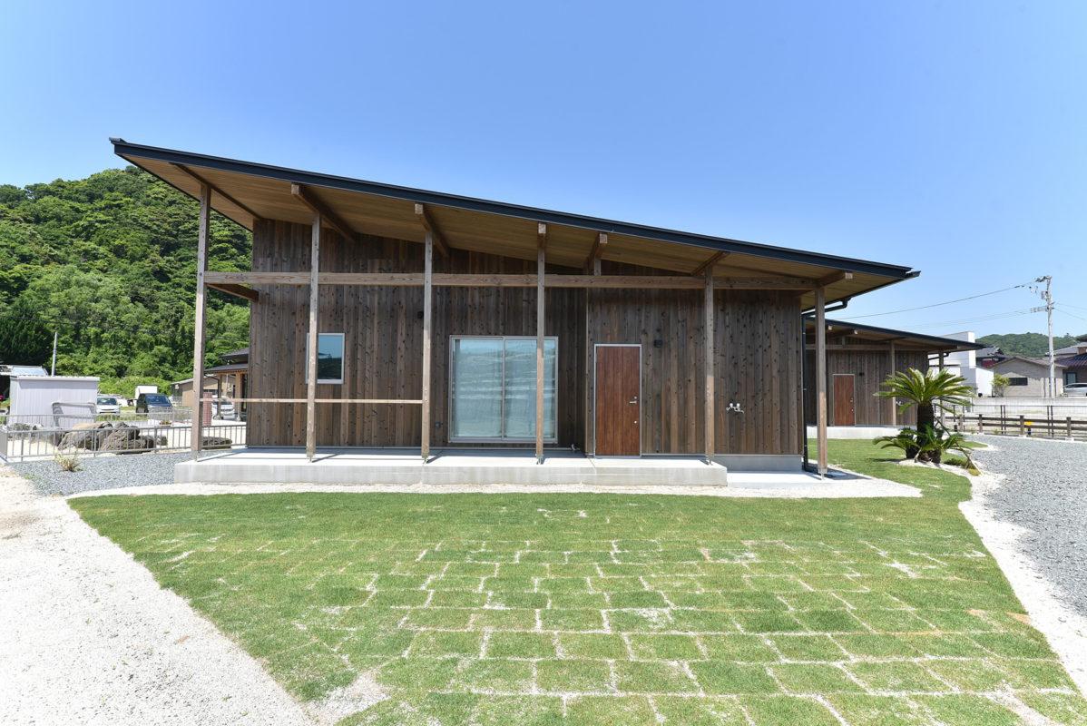 KASSO  HOUSE ( 戸建型賃貸住宅 )