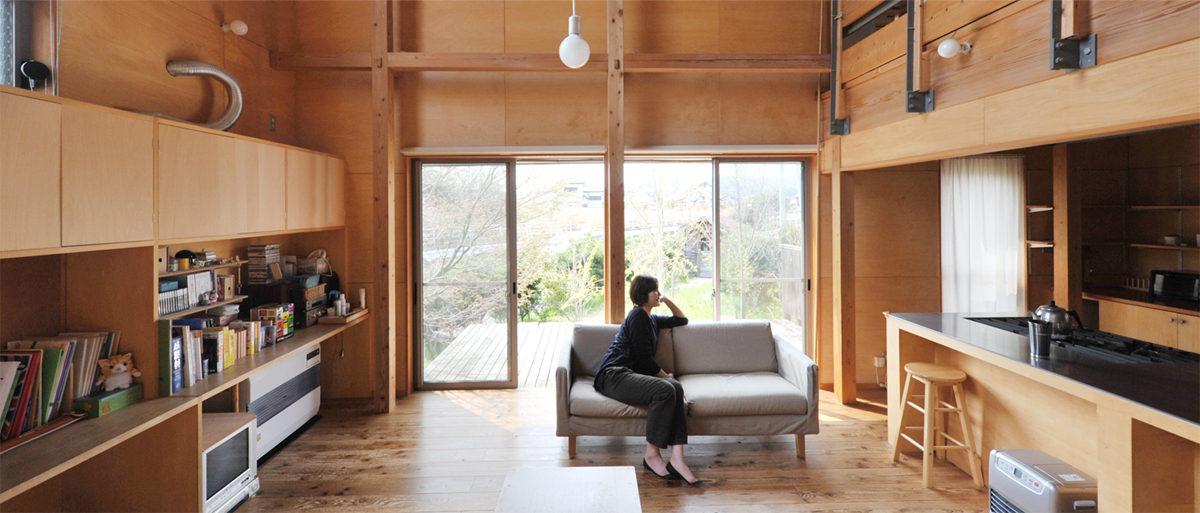 木の家10年