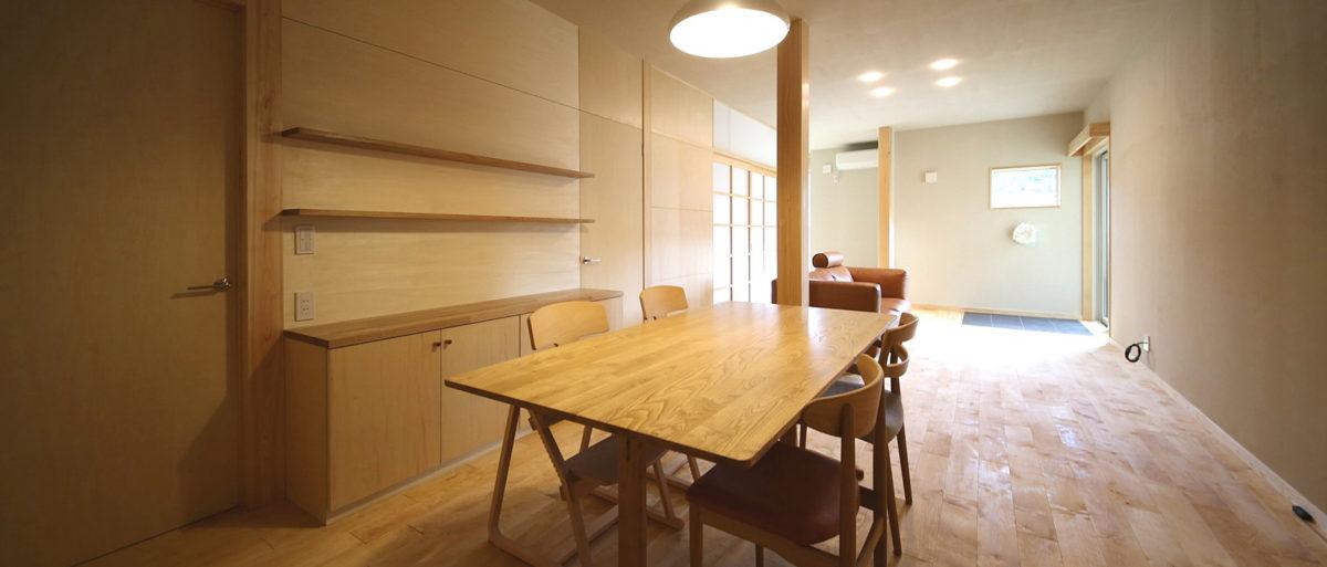 【リフォーム】店舗を住宅へエコリノベーション 施工:アツシ建設(株)
